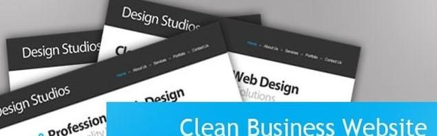 Poslovni web