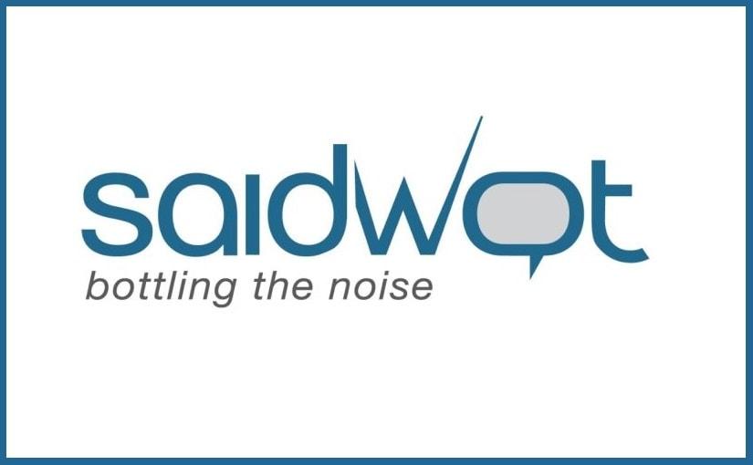 saidWot – alat za upravljanje online reputacijom