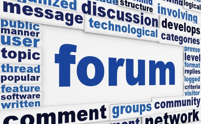 Kreiranje i održavanje online reputacije putem foruma
