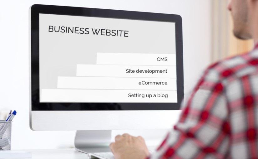 Kredibilitet poslovnih web stranica