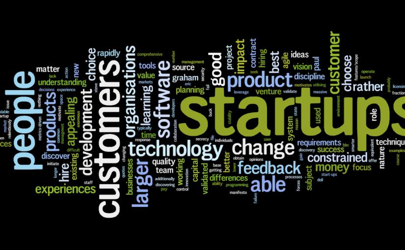 Želite pokrenuti Startup? Jeste li pokrenuli sebe?