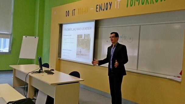 Software Startup Akademija - Ivica Tadić