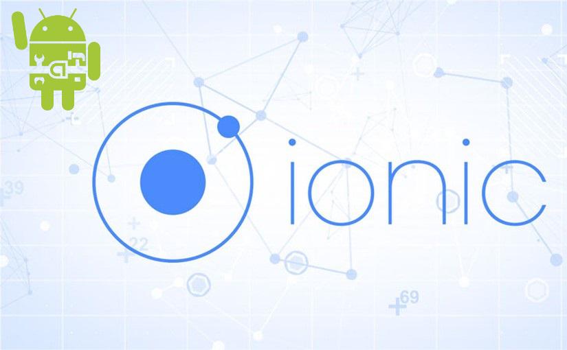 Pokretanje Ionic aplikacije na Android platformi