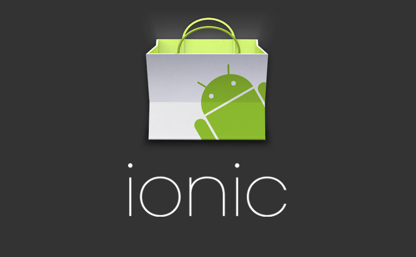 Priprema i objava Ionic aplikacije na Google Play Store
