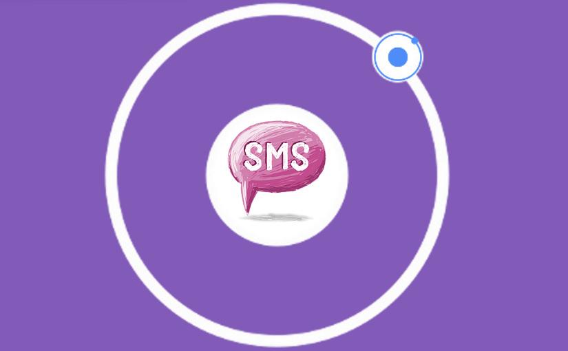 Ionic 3 – Slanje SMS poruka