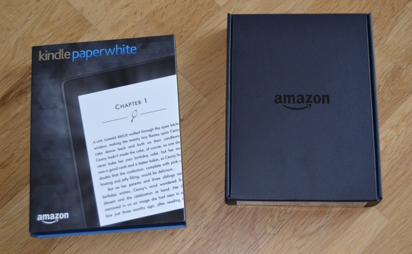 Amazon Kindle Paperwhite 2015 recenzija