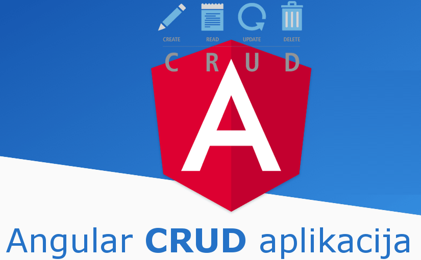 Angular CRUD aplikacija