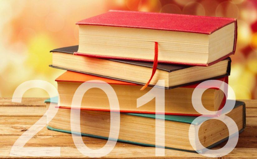 Knjige koje sam pročitao tijekom 2018. godine