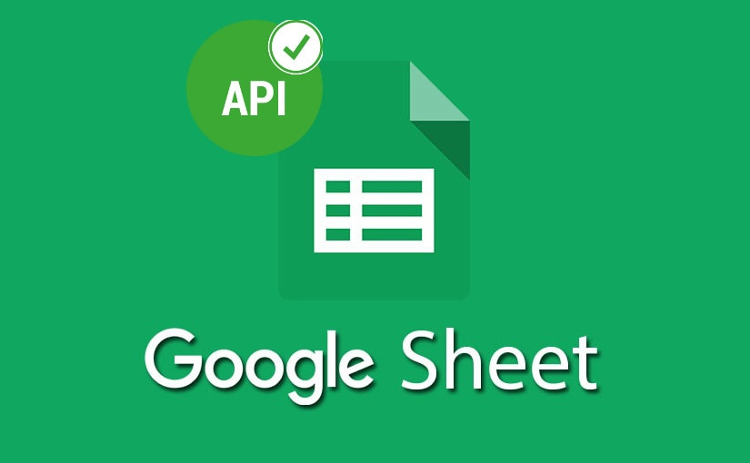 Uvod u Google Sheets API