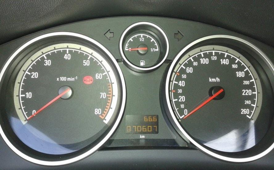 Opel Astra H GTC 2008 1.4 (90KS)
