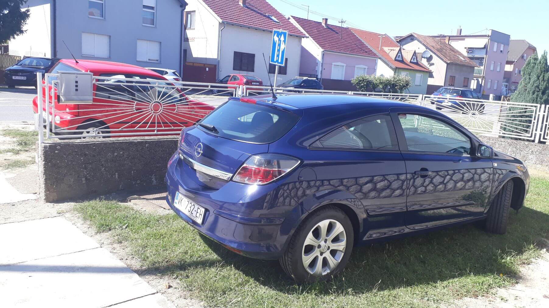 Opel Astra H GTC 2008 1.4