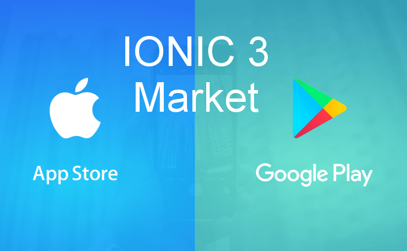 Ionic 3 Market