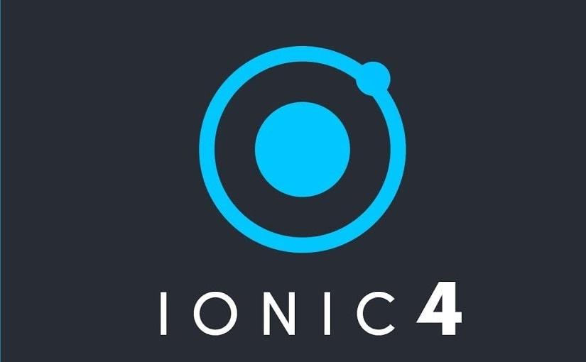 Uvod u Ionic 4