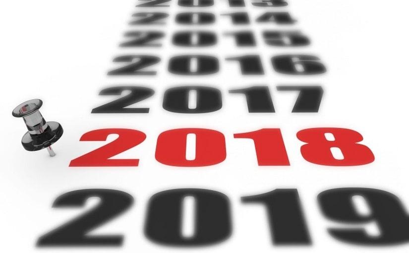 Pregled 2018. godine