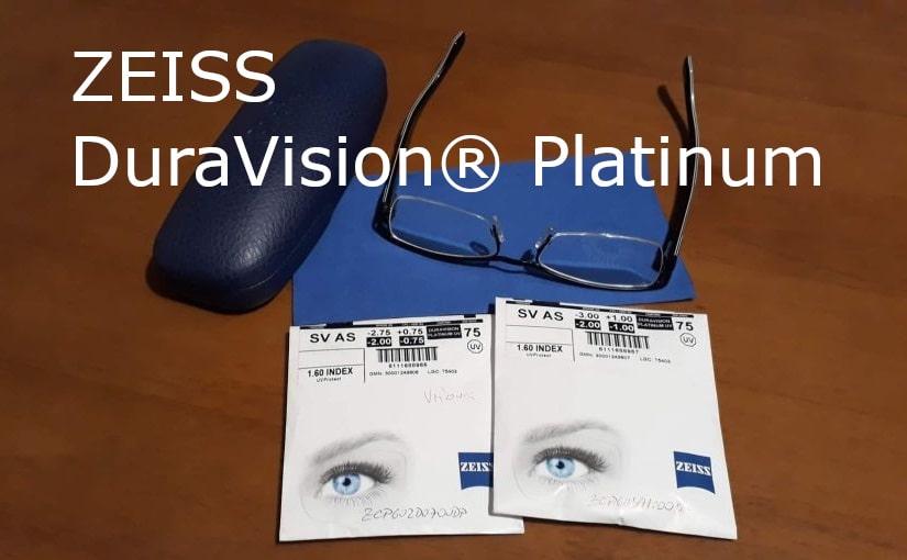Zašto sam uzeo ZEISS DuraVision® Platinum naočalne leće