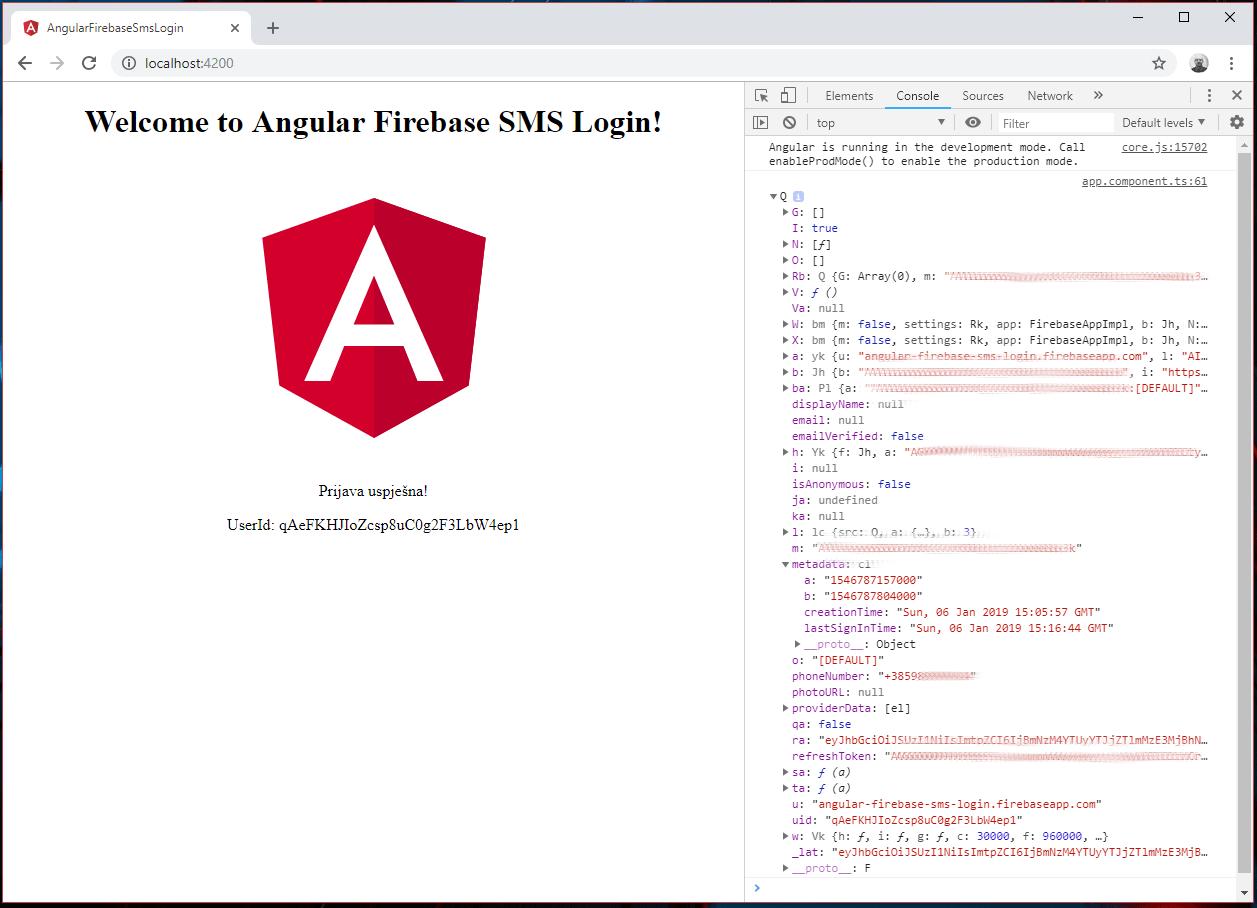 Angular & Firebase