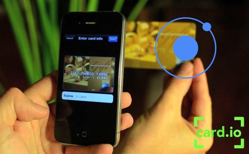 Ionic Card IO – prikupljanje podataka s bankovne kartice