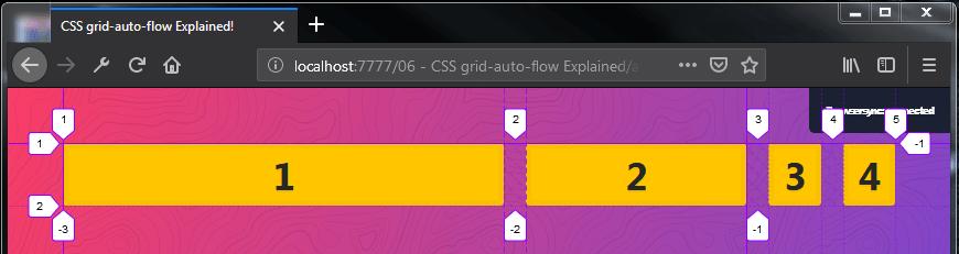 CSS Grid Auto Flow