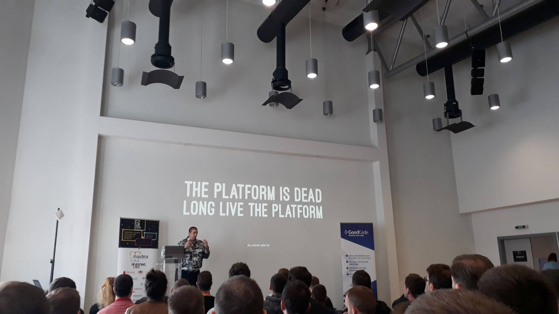 The platform is dead, long live the platform