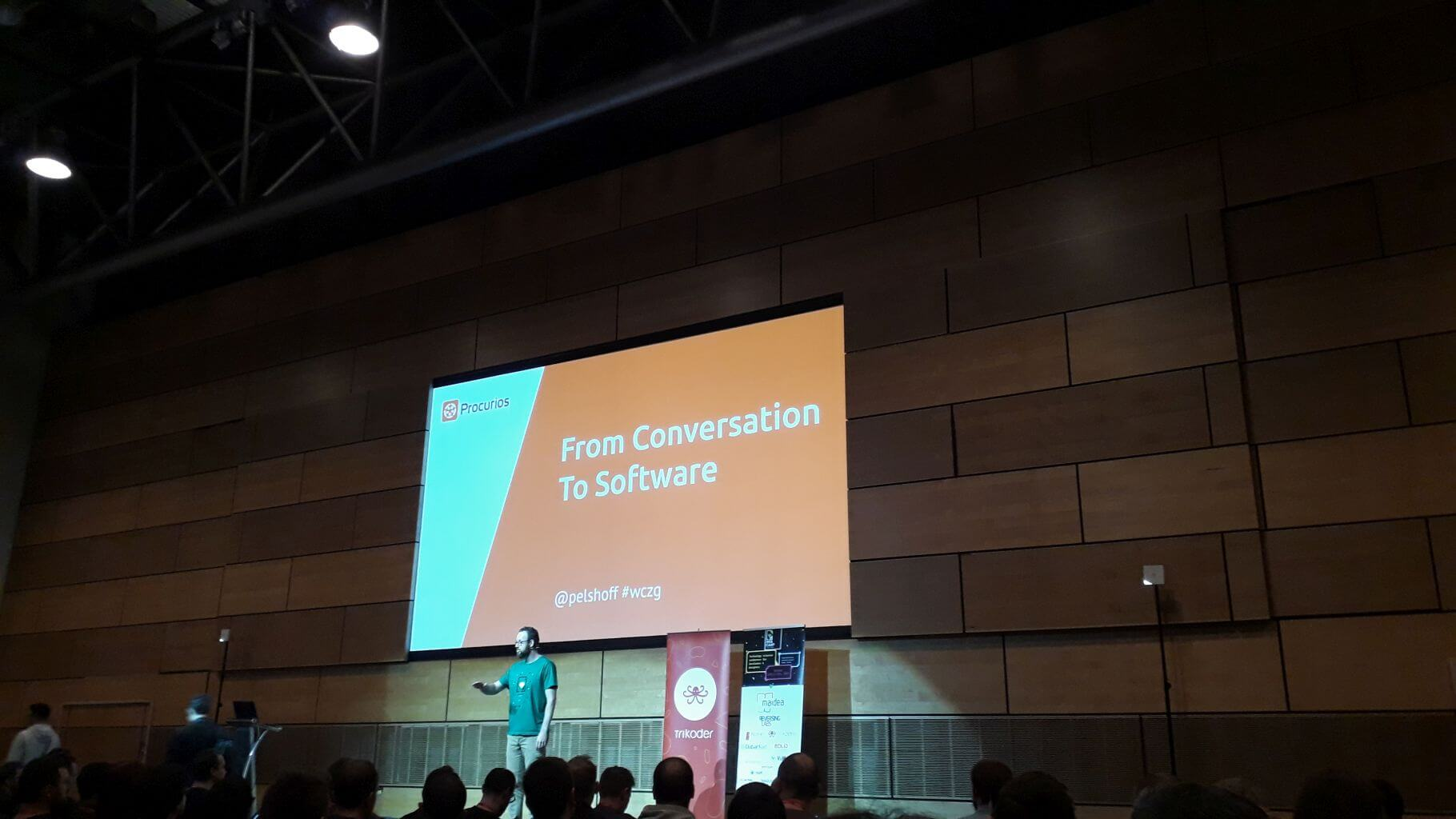From Conversation to Software