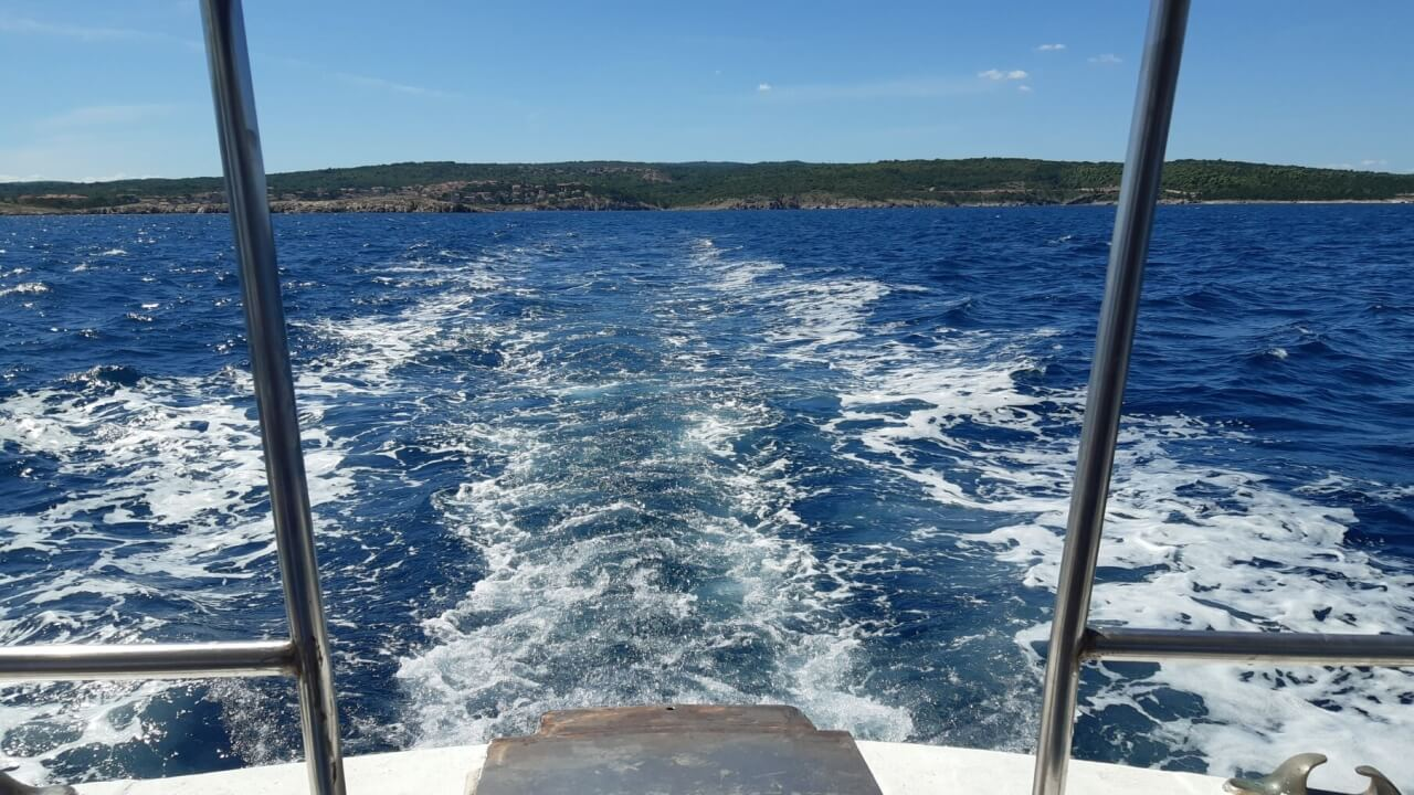 Panoramska vožnja brodom