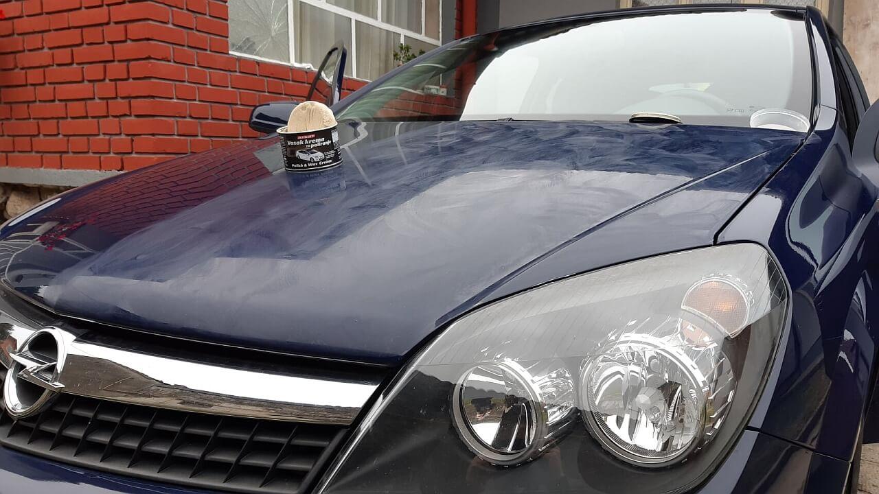 Opel Astra H - vosak