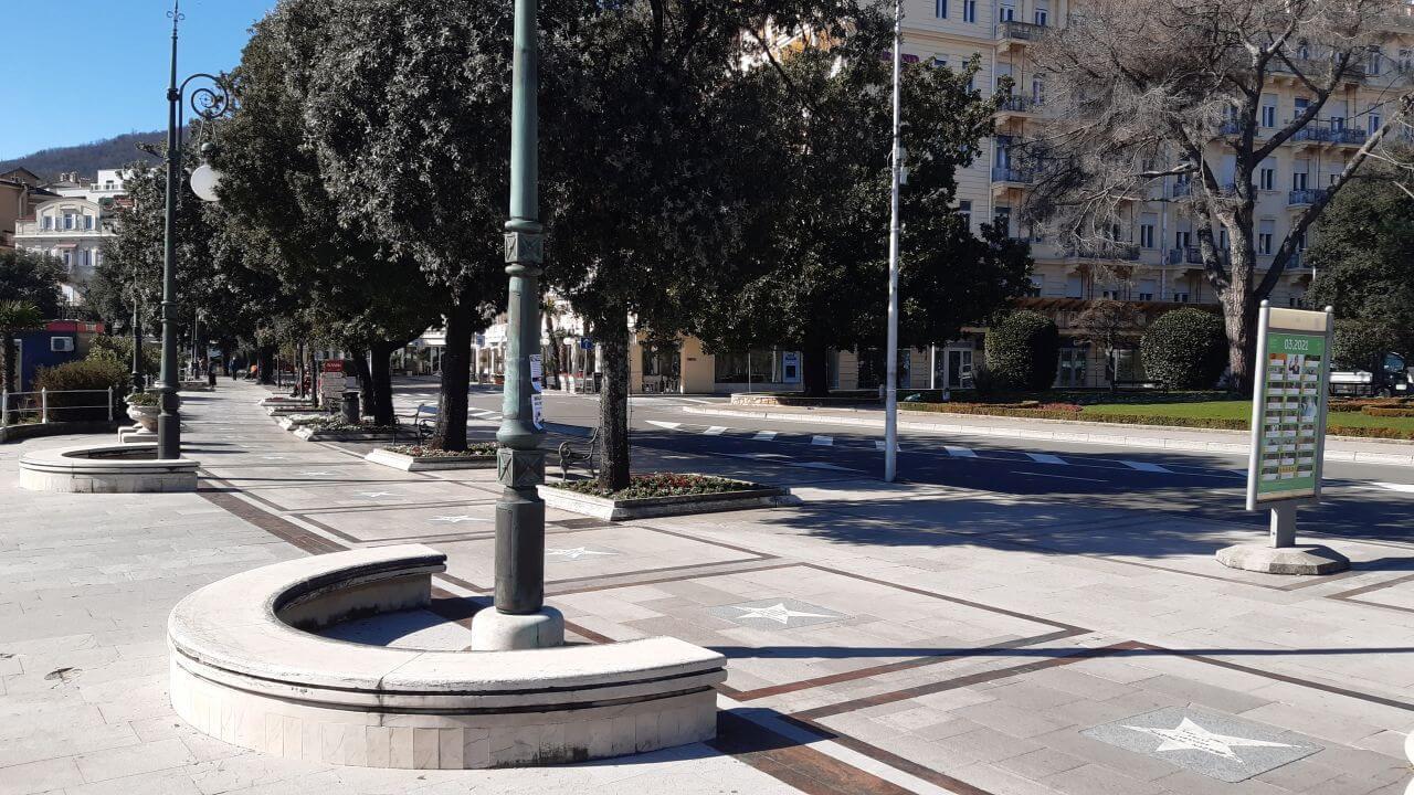 Hrvatska ulica slavnih