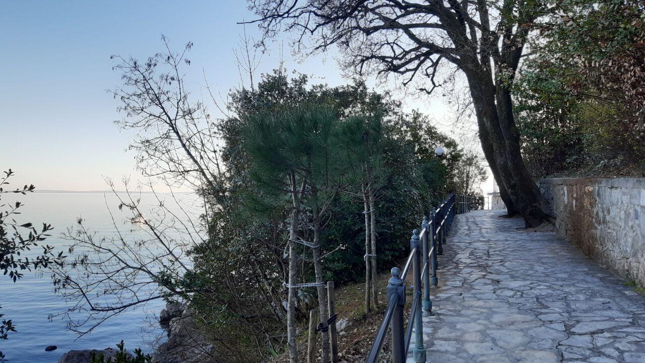 Šetalište Lungomare