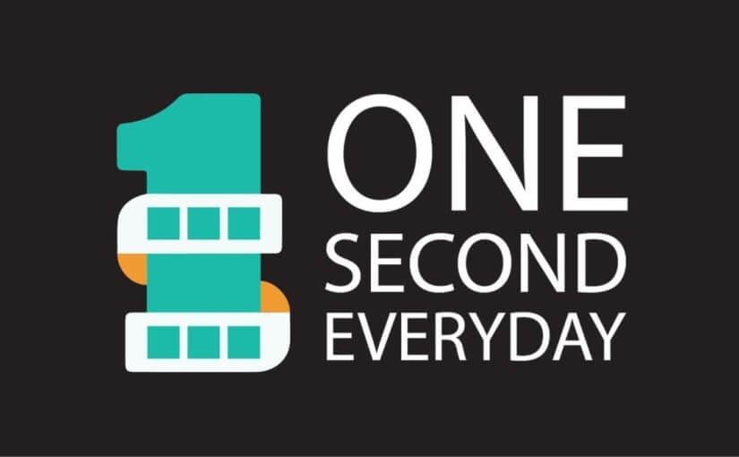 1 sekunda videa svaki dan