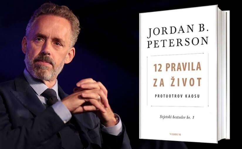 """Citati iz knjige """"12 pravila za život – Jordan B. Peterson"""""""